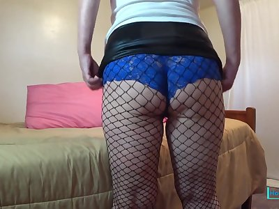 Panty God Worship Time - CougarBabeJolee
