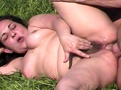 bbw nurturer extreme rough public anal fucked