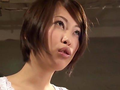 Japanese Beauty Girl Saki Otsuka Carbon copy Penetration