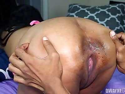 Indian Milf Tries Black Dick (Anaya Night)
