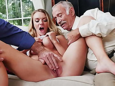 Erotic PILL Individuals - Busty Blonde College Pupil Molly Mae Earns Her Refrain from By Pleasing Old Individuals