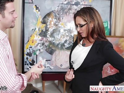Constituent breaker woman Tory Lane entices a handful of young unavailable man